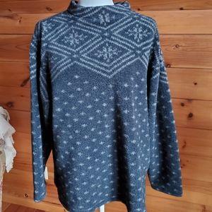 Eddie bauer's fleece shirt